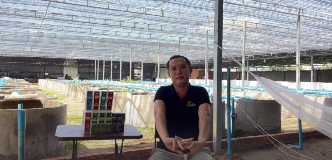 Khách hàng Campuchia phản hồi sau khi dùng sản phẩm Men Vi Sinh Koika